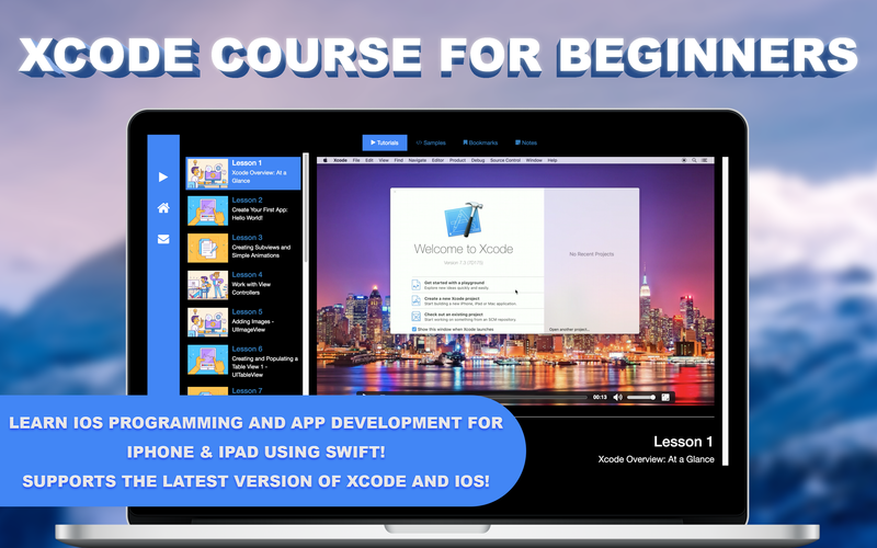 Code School for Xcode PRO - Learn Coding for iOS App Ranking and