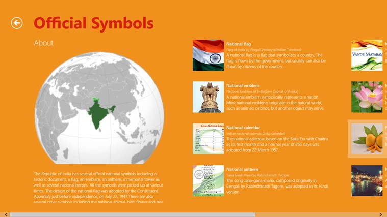 Indian National Symbols Here App Ranking And Store Data App Annie