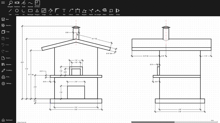 Technical Drawings Illustrations App Ranking And Store
