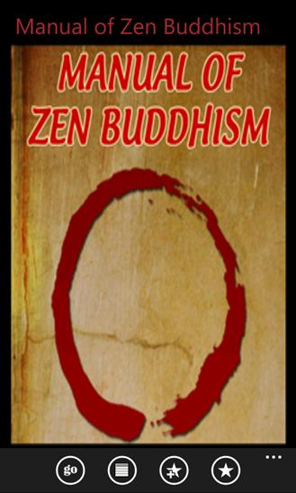 Phenomenology and Dzogchen