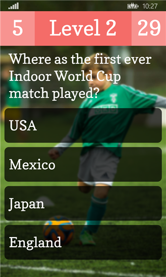 The Great Football Quiz App Ranking And Store Data App Annie