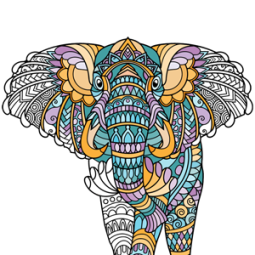 Animal Coloring Pages Adult Book App Ranking And Store Rh Appannie Com Mushroom